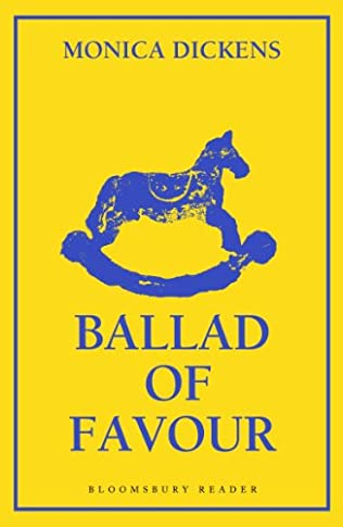 book cover of The Ballad of Favour