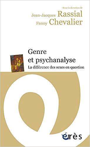 Livres gratuits Genre et psychanalyse : La différence des sexes en question pdf