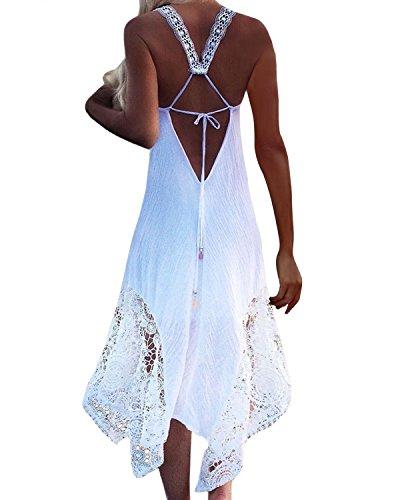 Buy hand crochet maxi dress - 6