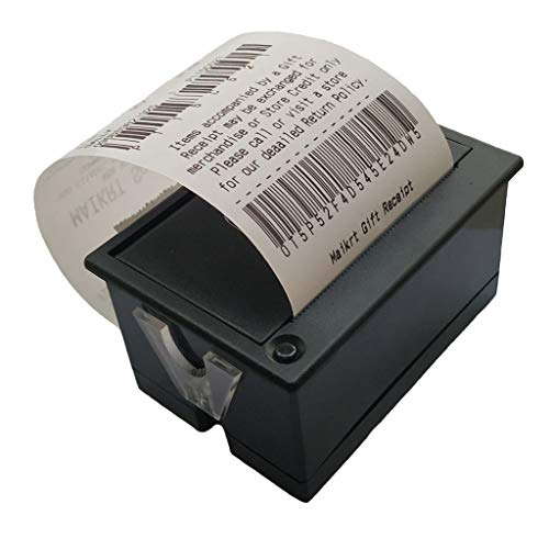 Maikrt Embedded 58MM Thermal Receipt Printer Mini Printing Module Support USB and TTL Serial Port ESC/POS Commands