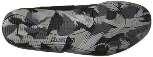 Saucony Unleash SD 2 Unisex 9 Black | Red by Saucony (Image #3)