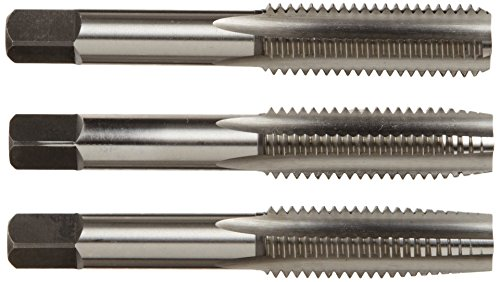 Alfa Tools CSHTS70540 1/2-13 Carbon Steel Hand Tap Set (Hand Tap Taper Carbon)