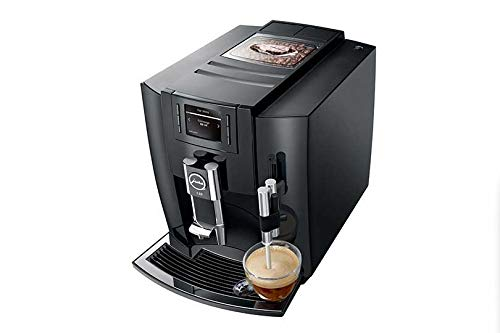 1450w tft a color Jura Cafetera superautom/ã/¡tica 15 bares thermoblock 15083 e80 piano black