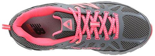 Nuovo Equilibrio Womens Scarpa Da Trail Wt610v4 Grigio / Rosa