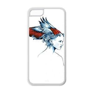 5C case,Christian Secret Angel 5C cases,5C case cover,iphone 5C case by icecream design