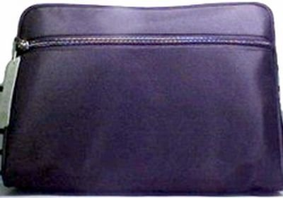 Cosmetic Bags-Sicara Travel Bag Black 12 pcs sku# 903931MA by A.J. Siris (Image #1)