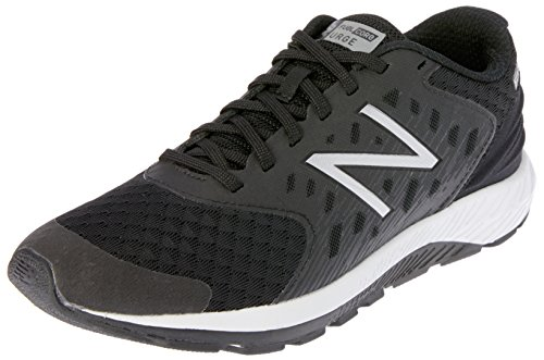 New Balance Boys' Urge V2, Black/Whit, 11 Extra Wide US Little Kid by New Balance