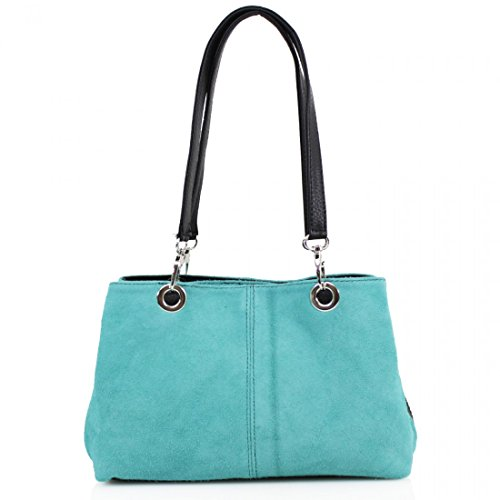 Spalla Vp 7 Donna A S Rs Borsa fashions Turquoise q7XpW6w