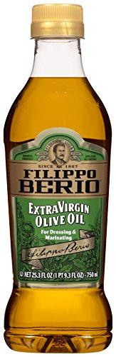 Filippo Berio Extra Virgin Olive Oil, 25.3 Fl Oz (Pack of 6) by Filippo Berio
