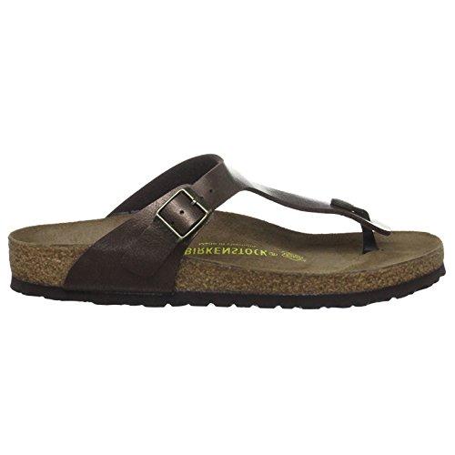 Birkenstock Gizeh Flor Graceful Toffee Womens Sandals Size 43 EU l6EFwg4xLH