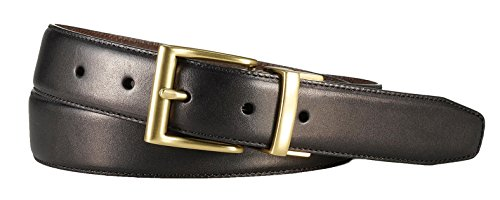 Ralph Lauren Reversible Belt (Polo Ralph Lauren Mens Leather Reversible Dress Belt Black 36)