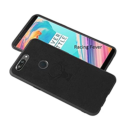 quality design c86e0 d9e9f Racing Fever® Deer Fabric Case For Oneplus 5T |: Amazon.in: Electronics