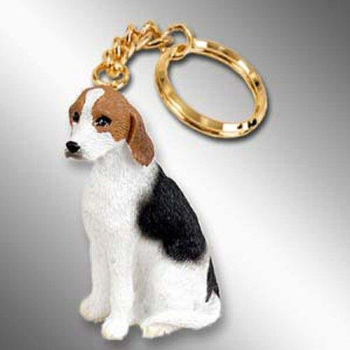 American Foxhound Tiny Ones Dog Keychains (2 1/2 in)