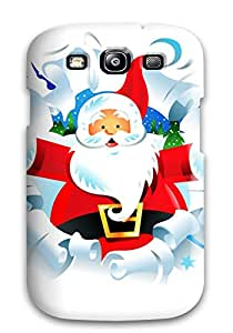 Galaxy Case - Tpu Case Protective For Galaxy S3- Famous Christmas Quotes