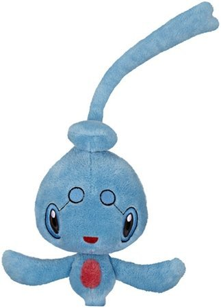 Pokemon Mini Plush - Diamond & Pearl Series 13 - PHIONE