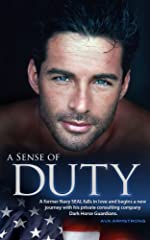 A Sense of Duty: Edited Edition (Dark Horse Guardians Series Book 1)