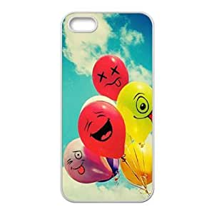 Balloons ZLB810210 Unique Design Phone Case for Iphone 5,5S, Iphone 5,5S Case