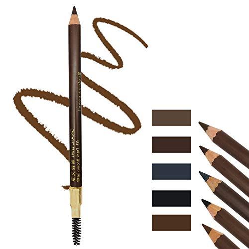 Double Head Brow Pencil With Soft Brush