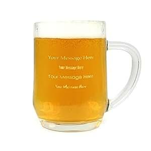 Arcoroc Personalizada pinta de cerveza de cristal / Gafas / Barware CE 20 oz / 568ml para Carling