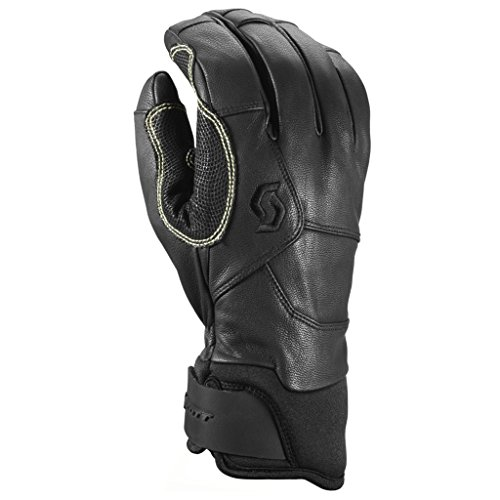 Scott Explorair Premium GTX Glove (BLACK, XLARGE) (Scott Ski Gloves)
