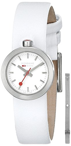 Mondaine Women's A666.30324.16SBA Quartz Analog Watch - Mondaine Quartz