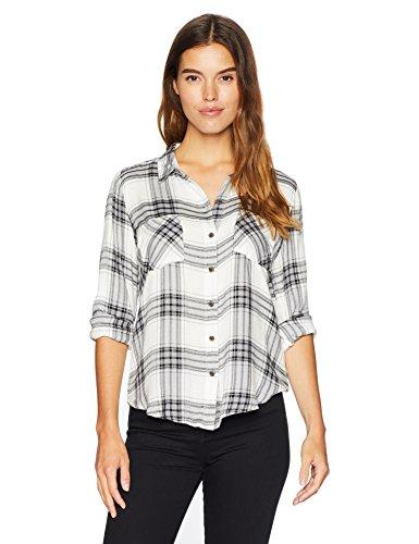 White Brand Lucky Camicia Donna multi 7w44689 Zx8FICFqw