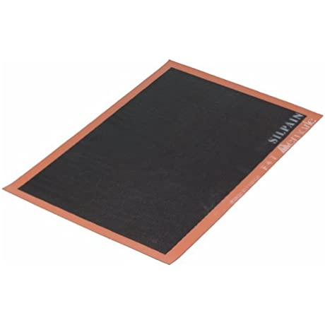 Sasa Demarle SN 620 420 01 Silpain Non Stick Baking Mat With Perforated Texture 16 5 By 24 5 Inch