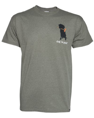 """Never Camp Alone"" Dog Themed Men's/Unisex T-shirt"