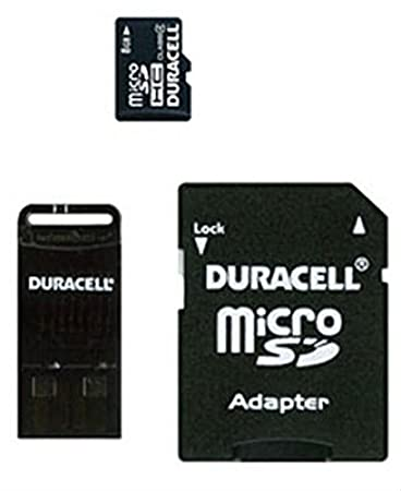 DOWNLOAD DRIVERS: DURACELL SDHC CARD