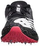 New Balance Men's 7v2 Running Shoe, Black/White, 11