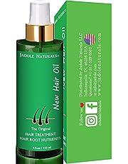 Jadole Naturals The Original New Hair Spray Lotion, Hair Root Nutrients 120 ml