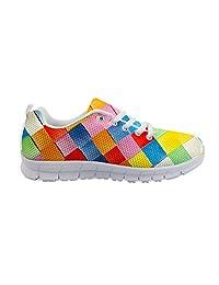 Sport Road Running Shoes Lightweight Walking Sneaker for Outdoor Travel