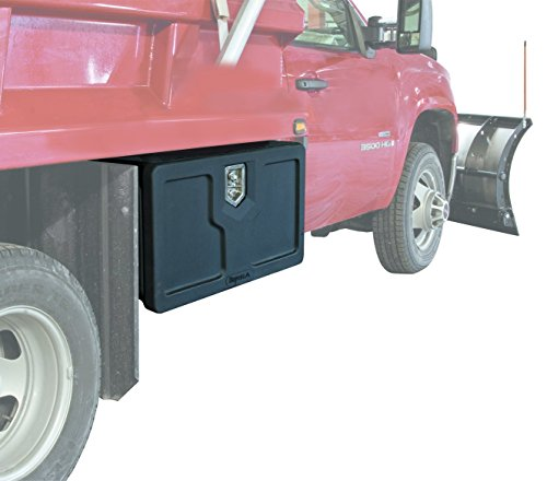 Buyers Products 1717105 Toolbox (UNDERBODY, Poly, BK, 18X18X36)