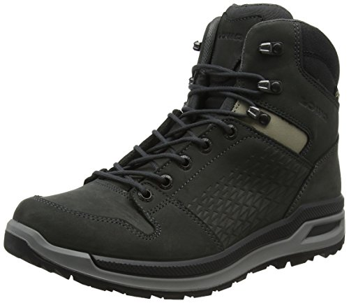 Anthrazit Gore Nubuck Tex Boots Grey Lowa Mid Locarno Mens 937 qCZEPwH
