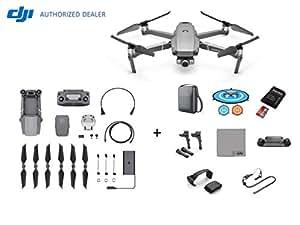 DJI Mavic 2 Zoom Drone Quadcopter Combo with Hasselblad Camera HDR Video UAV Adjustable Aperture 20MP 1