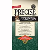 Precise 726013 5-Pack Canine Foundation Dry Food for Pets, 5-Pound