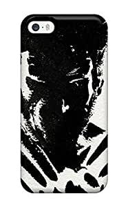ClaudiaDay Fashion Protective The Wolverine And Paint Case Cover For Iphone 5/5s