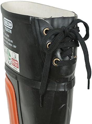 Oregon Yukon 295385//45 Bottes de s/écurit/é en caoutchouc pour travail /à la tron/çonneuse Pointure 45