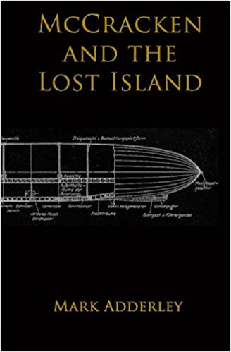 McCracken and the Lost Island by Mark Adderley