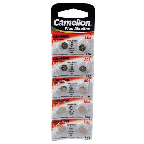10 pk Replacement Batteries for the Pet Blinkers