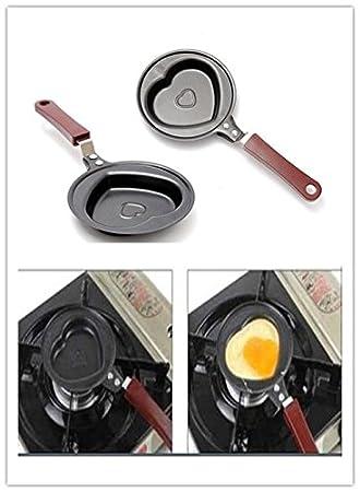 Ideal Shopping Mini Lovely para freír huevos sartenes para ...