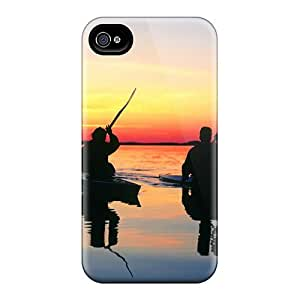 Iphone 4/4s Case Cover With Shock Absorbent Protective BOqjisF314QhzEY Case