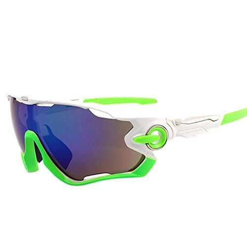 Lunettes glasses de homme SUDOOK jambe soleil de Cycing Lunettes conduite avec Sport réglable miroir 2 soleil de wYqqBZx