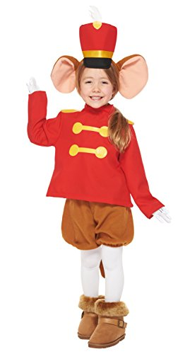 Disney Dumbo Timothy Kids costume unisex 120cm-140cm 95629M