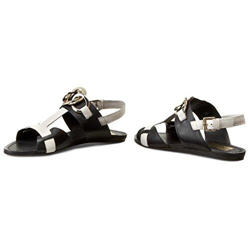BRUNO PREMI Schuhe - Sandale B1400X - nero bianco