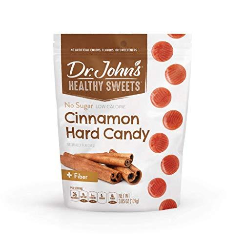 Dr. John's Healthy Sweets Sugar-Free Cinnamon Hard Candies (3.85OZ)