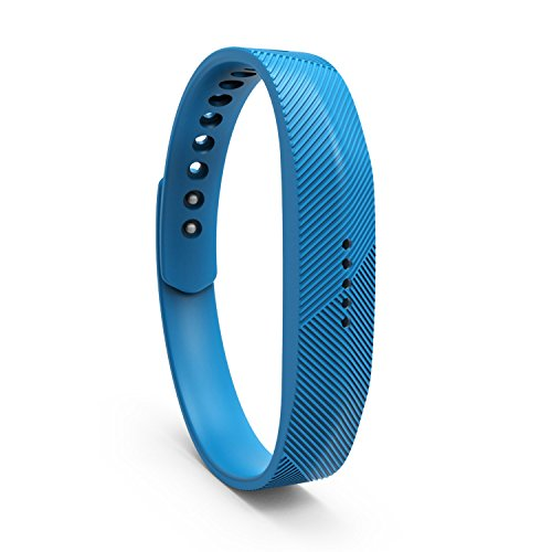 Light Blue Leather Band - 7