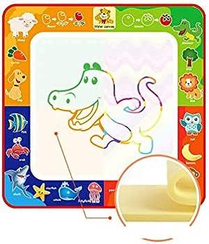 Water drawing pad Magic graffiti pad painting education learning toddler toys Magic water canvas