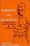 Harmony of Religions : The Relevance of Swami Vivekananda, Aleaz, K. P., 8185094594