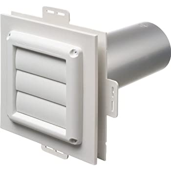 Amazon Com Arlington Industries Dv1 1 Dryer Vent Exhaust